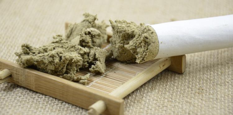 полынь в виде сигары